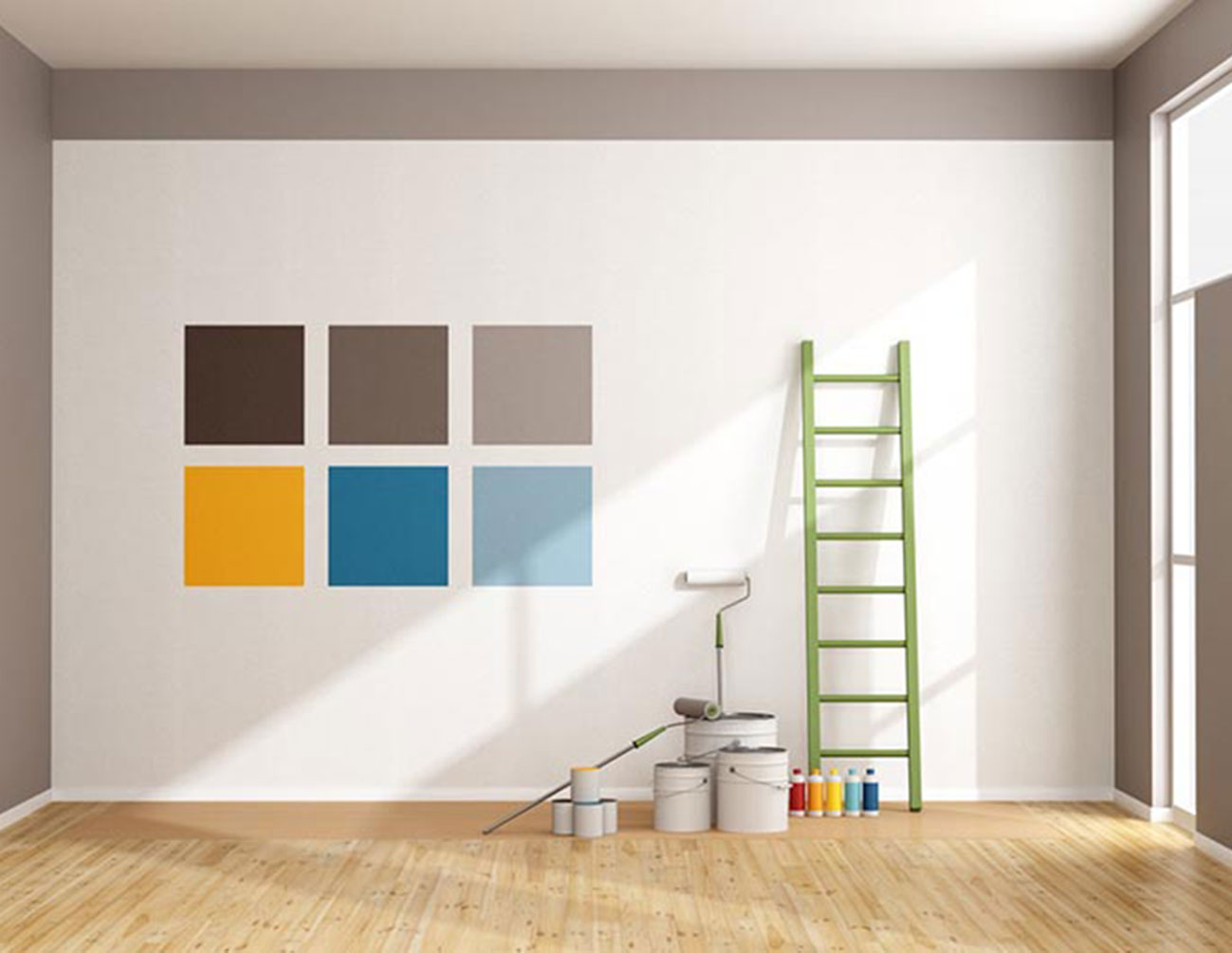 paint finishes